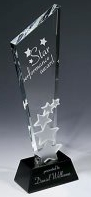 "8124.19 ""Meteor Shower"" Star Trophy"